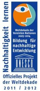 Logo_UN-Dekade_Offizielles Projekt_2011_2012_rgb-WS